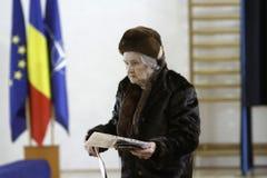 Wybory Rumunia Obrazy Stock