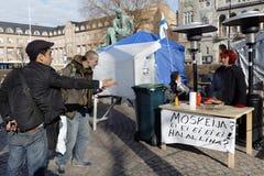 Wybory w Finlandia Zdjęcie Stock
