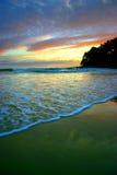 wybrzeża australii słoneczko Fotografia Royalty Free