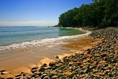 wybrzeża australii słoneczko zdjęcia stock