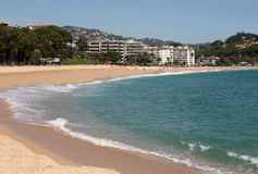 wybrzeża Hiszpanii Obraz Royalty Free