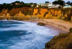 wybrzeża kalifornii słońca obrazy stock