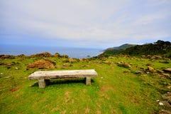 Wybrzeże śmierć w Galicia Spain fotografia royalty free
