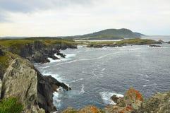 Wybrzeże śmierć w valdoviï ¿ ½ o Galicia zdjęcia royalty free