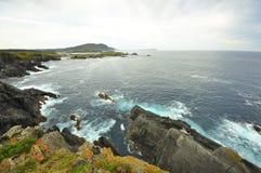 Wybrzeże śmierć w valdoviï ¿ ½ o Galicia zdjęcia stock
