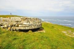 Wybrzeże śmierć w valdoviï ¿ ½ o Galicia obraz stock