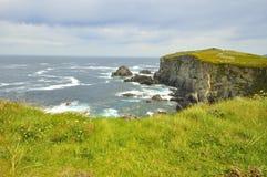 Wybrzeże śmierć w valdoviï ¿ ½ o Galicia zdjęcie royalty free