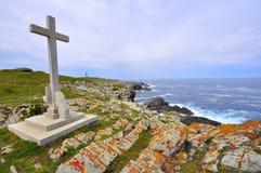 Wybrzeże śmierć w valdoviï ¿ ½ o Galicia obrazy royalty free
