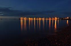 Wybrzeże Fotografia Stock