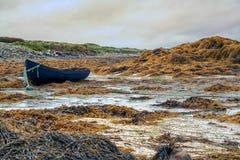Wybrzeże Connemara zdjęcie royalty free
