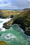 wybrzeże cornish Obraz Royalty Free