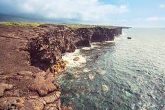 wybrzeże hawajska obraz royalty free