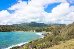 Wybrzeże Kauai obrazy royalty free