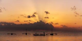 Wybrzeże Mombasa, Kenja, ocean, chmury, wybrzeże Zdjęcie Royalty Free