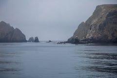 wybrzeże niewygładzony Zdjęcia Stock