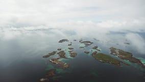 Wybrzeże Norwegia zbiory