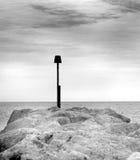 Wybrzeże południowo-wschodni Anglia Obrazy Stock