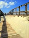Wybrzeże w Torrevieja obraz stock