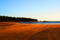 wybrzeża brazylii Obrazy Royalty Free