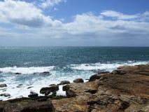 wybrzeże Zdjęcie Royalty Free