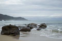 wybrzeże Obraz Royalty Free