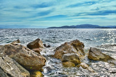 wybrzeże Fotografia Royalty Free