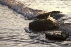Wybrzeże Ahrenshoop Zdjęcia Stock