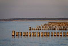 Wybrzeże Ahrenshoop Obrazy Stock