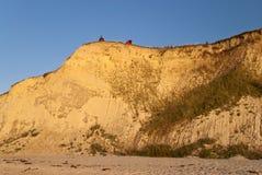 Wybrzeże Ahrenshoop Fotografia Stock