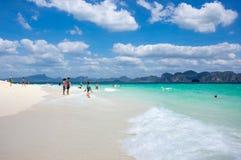 Wybrzeże Andaman morze Zdjęcie Royalty Free