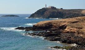 Wybrzeże Arinaga, Gran Canaria, wyspy kanaryjska Obrazy Royalty Free