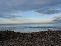 Wybrzeże Baikal Zdjęcie Stock