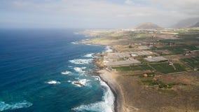 Wybrzeże Buenavista Del Norte Zdjęcia Royalty Free