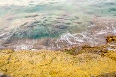 Wybrzeże Bugibba Obraz Stock