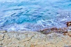 Wybrzeże Bugibba Obraz Royalty Free