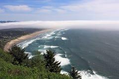 wybrzeże chmury Obraz Stock