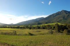 wybrzeże doliny zachód Obrazy Royalty Free