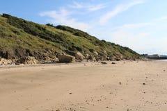 Wybrzeże Francja, Normandy Zdjęcia Royalty Free