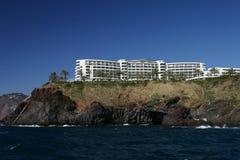 wybrzeże Funchal Zdjęcia Royalty Free