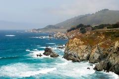 wybrzeże kaliforni Obraz Stock