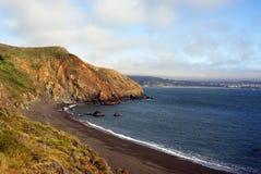 wybrzeże kaliforni Fotografia Royalty Free