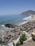 wybrzeże kaliforni Zdjęcia Royalty Free