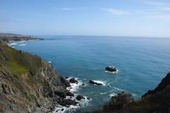 Wybrzeże Kalifornia Fotografia Stock