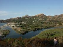 wybrzeże Korsyka Zdjęcie Royalty Free