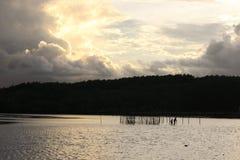 Wybrzeże los angeles Rea-Rea, Sinjai - zdjęcia royalty free