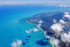 wybrzeże Meksyku Fotografia Stock