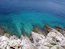 wybrzeże morza Obrazy Royalty Free