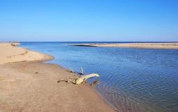 wybrzeże morza Zdjęcie Royalty Free