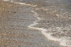 wybrzeże morza Obraz Royalty Free