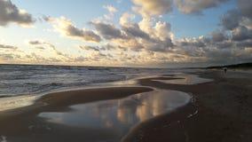 wybrzeże morza Zdjęcie Stock